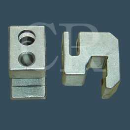 Hook Lock, machine parts china, investment casting, precision casting process, lost wax casting