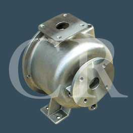 stainless steel pump parts, stainless steel pump body parts, casting machining process