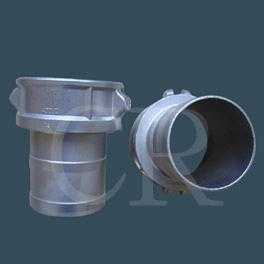 Camlock couplings, lost wax casting, precision casting, investment casting