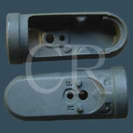 Mechanical parts lost wax casting, precision casting process, investment casting