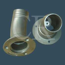 Yacht refueling unit - Stainless steel investment casting