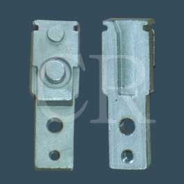 sliding plate - Stainless steel casting, precision casting process, investment casting, lost wax casting
