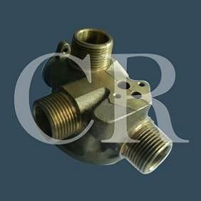brass valve parts casting, investment casting, precision casting process, lost wax casting
