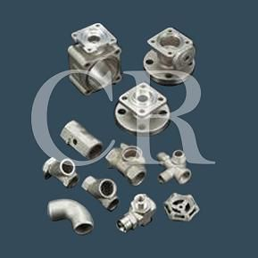 valve fittings precision casting, machining, investment casting, lost wax casting