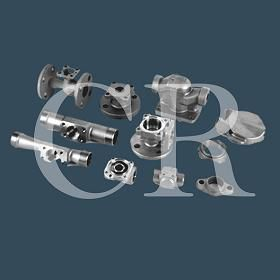valve body parts casting process, precision casting process, lost wax casting